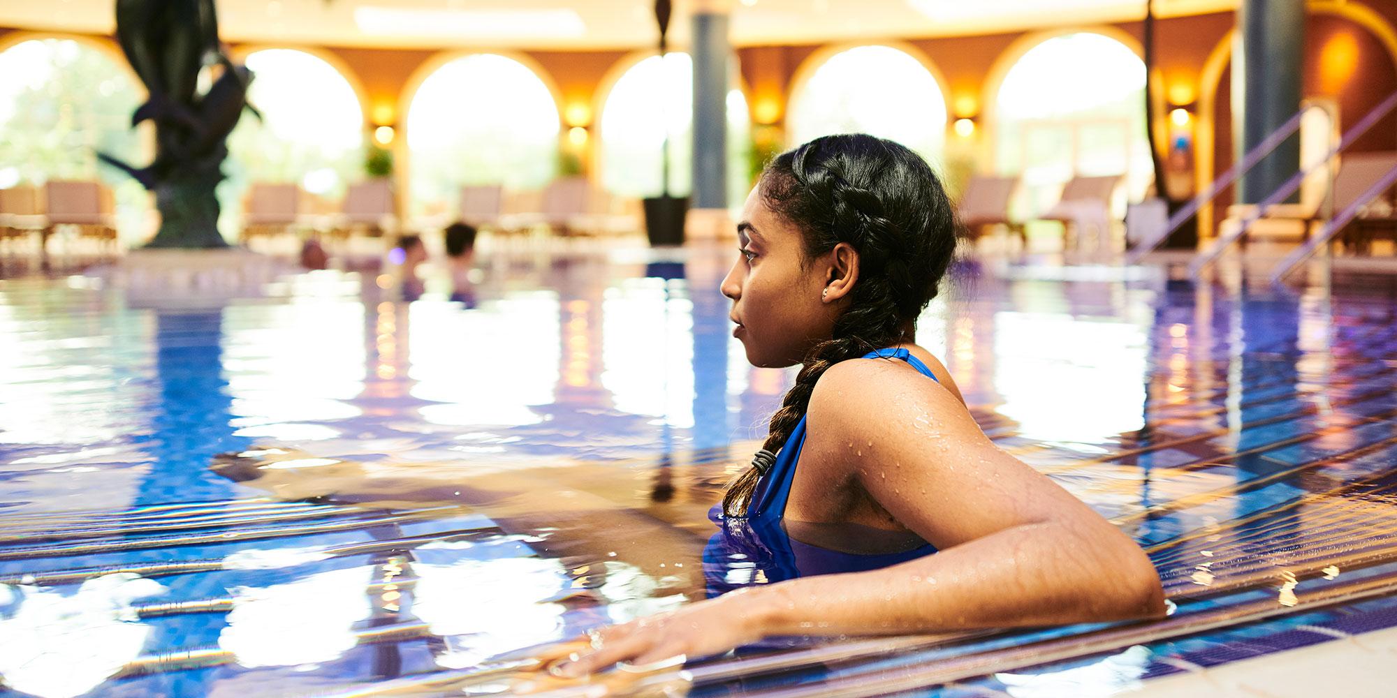 Balneotherapy Pool - Lukesha